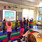 SmartBoards Help Bring Lessons to Life